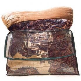 Blanket - Quilt Etro, Home Design Bouregreg-Mischungsfarben
