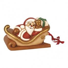 Sleigh with Santa Claus Thun - S2238A82