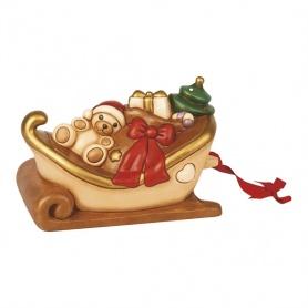 Slitta con regali di Natale Thun - S2239A82