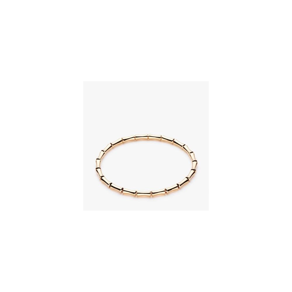 Gucci bamboo armband linie ros gold elastischen geringen for Biegelinie tabelle