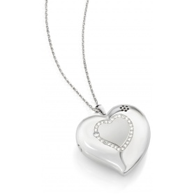 Morellato embellished Jewel necklace Heart-Smart SAEW01