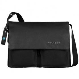 Piquadro laptop bag leather Làszlò-CA2985W64/Blue2