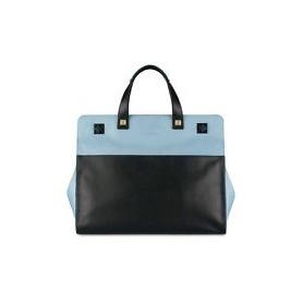 Piquadro leather laptop Briefcase Omega-CA3377W08/AZ