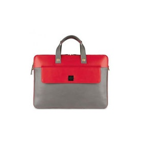 Piquadro leather laptop Briefcase Omega-CA3438W08/R