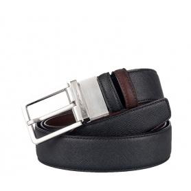 Cintura Piquadro in pelle Crayon- CU3051AY/NM