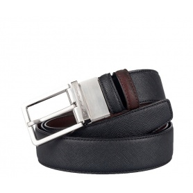 Piquadro leather belt Crayon-CU3051AY/NM