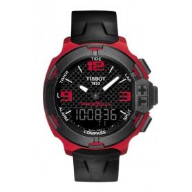 TISSOT T-Touch Uhr Race Aluminium-T081420920700
