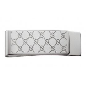 Gucci-Geld-Clip Symbol in Silber-YBF22812600100U