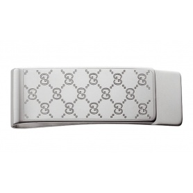 Gucci money clip ICON in silver-YBF22812600100U