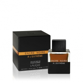 ENCRE NOIRE Lalique perfume for men 100 ml in The EXTREME-MA12201