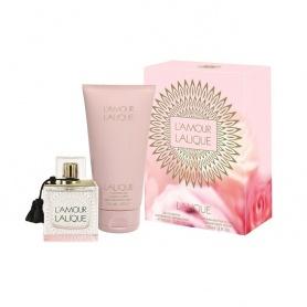 SET Parfüm für Damen 100 ml und 150 ml Body Lotion-L'amour L22918R
