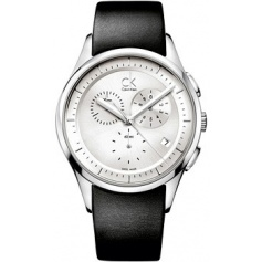Calvin Klein Watch Basic silver-K2a27120