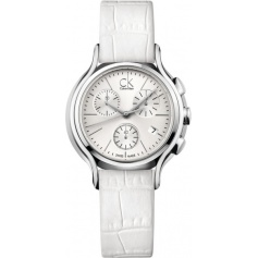 Calvin Klein watch crono Skirt woman-K2U291L6