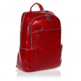 Zaino in pelle Rosso Blue Square Piquadro - CA3214B2/R