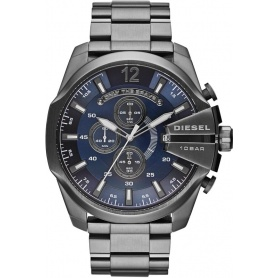 Diesel chronograph blue steel-DZ4329 Mega line Chief