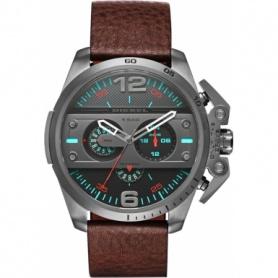 Cronografo Diesel modello Ironside pelle marrone - DZ4387