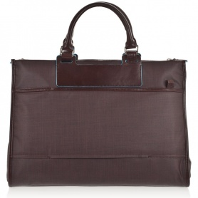 Piquadro business bag Brown fabric-CA3171AK/MO