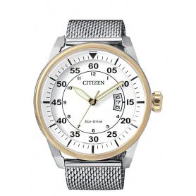 Citizen Eco-Drive Uhren-AW1364-54A Linie von Aviator