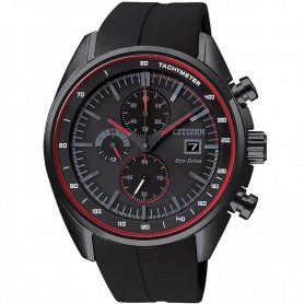 Orologio Citizen Eco-Drive Crono0595 linea OF - CA0595-03F