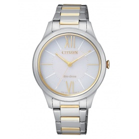 Citizen Eco-Drive watch EM0414-57A Lady line OF-