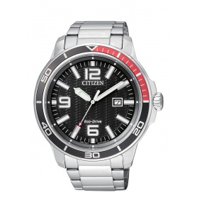 Citizen Eco-Drive watch-AW1520-51E line OF Marine