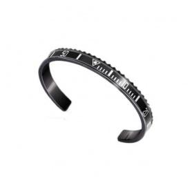 Bracelet Classic Black-Black Speedometer