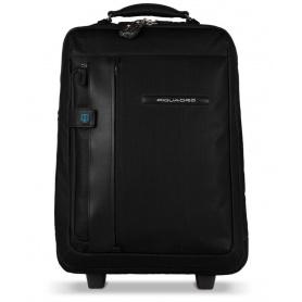 Trolley Piquadro da cabina porta PC/ iPad- BV3159SI2/N