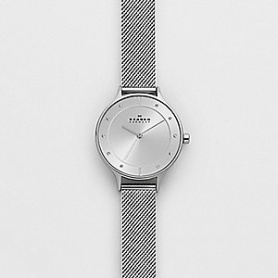 Skagen women's watch Anita silver steel-SKW2149