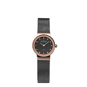 Skagen women's watch Freja steel grey-358XSRM