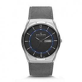 Men's Skagen Melbye grey blue-SKW6078