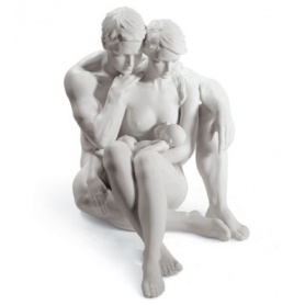 Sculpture in Porcelain Lladrò The Essence of Life