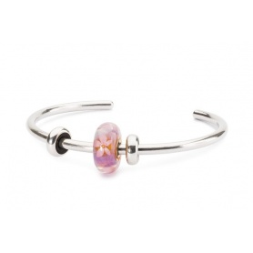 Soft Sunrise Bangle Trollbeads offer