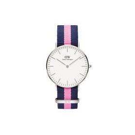 Orologio Daniel Wellington Unisex silver Classy Winchester pink