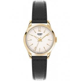 Orologio vintage donna Henry London Westminster dorato