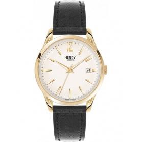 Orologio vintage Henry London Westminster dorato