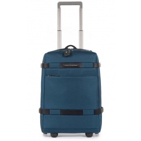 Trolley backpack BLUE/CA3876M2 Connequ system-Piquadro Move2