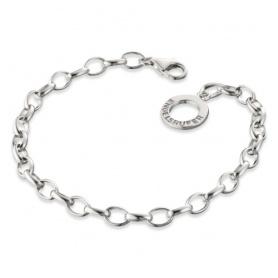 Engelsrufer bracelet in silver-ERB-195
