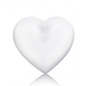 Cuore grande Engelsrufer bianco - ERS-01-HEART-L