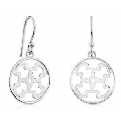 Hook earrings Tous 618203510-Mosaic