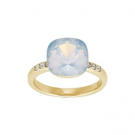 Cocktail mini Square ring Lola & Grace-5217085
