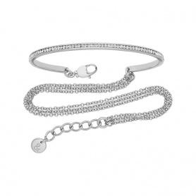 Bracciale Double Wrap Slim Line Lola & Grace - 5167859