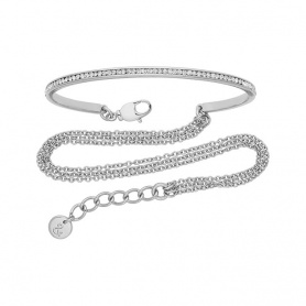 Slim Line Double Wrap bracelet Lola & Grace-5167859