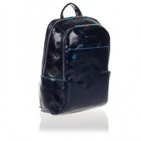 Zaino in pelle Blue Square Piquadro Blu - CA3214B2/BLU2