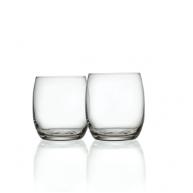 Alessi Mami XL Set of two water glasses-SG119/41S2