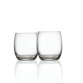 Alessi Mami XL Set von zwei Wassergläser-SG119/41S2