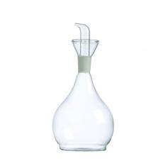 Evoo Oil vinegar dispenser white porcelain 0.5Lt Gb