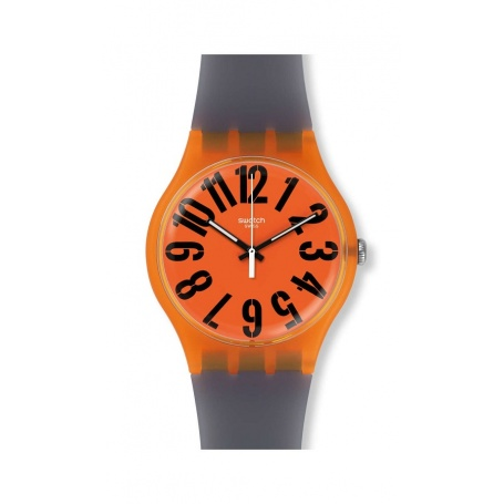 Swatch Watch Orange-SUOO103