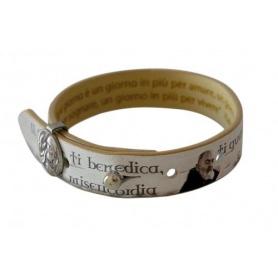 Bitte informieren Sie mich Armband das Armband von Padre Pio-KMS02B