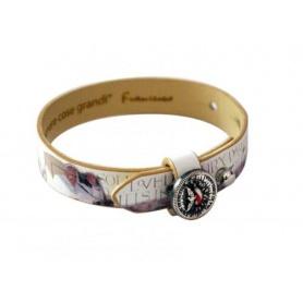 Die Manschette Armband halten mich Heiliger Vater-KMS01A