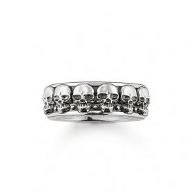 Thomas Sabo Skulls Ring TR1878001162